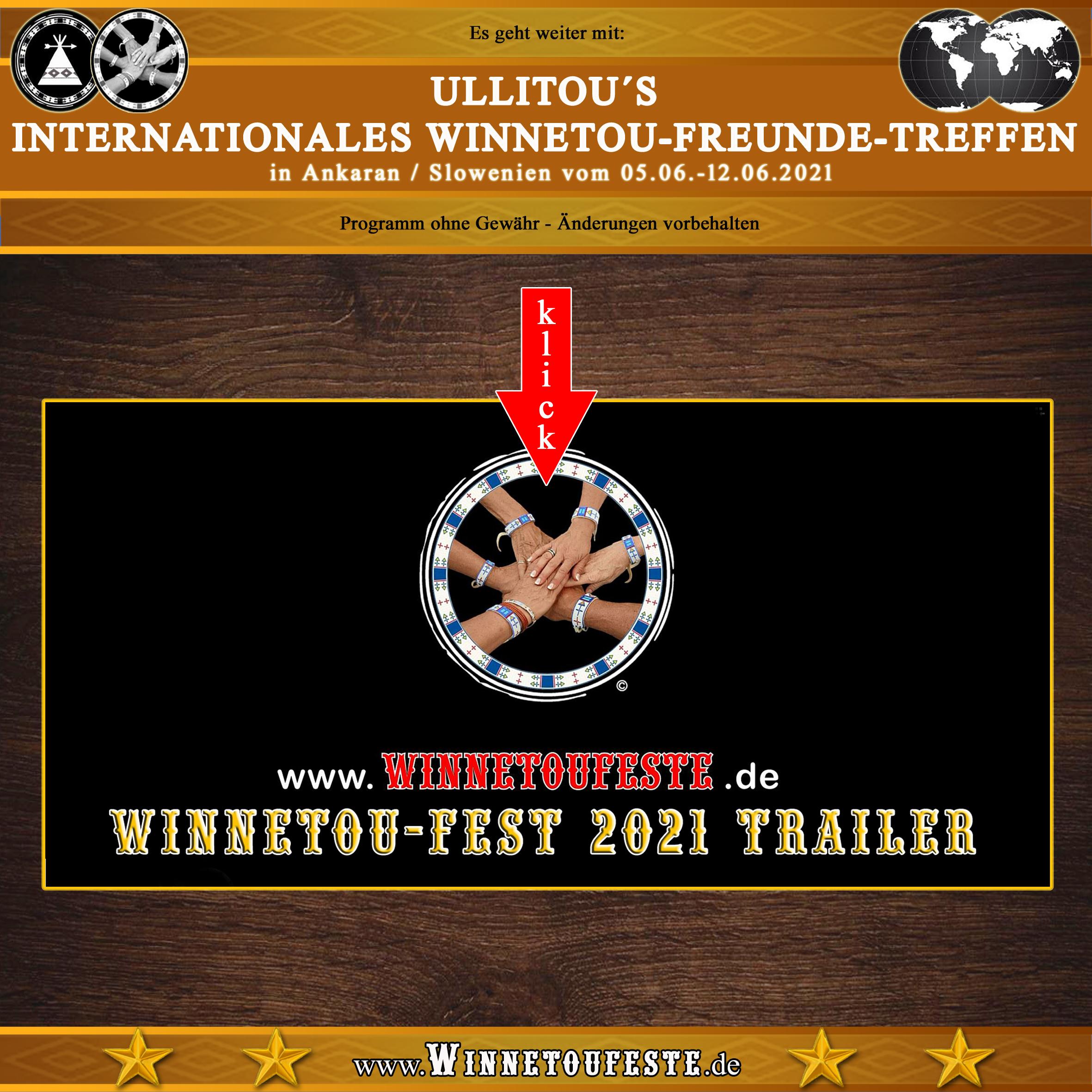 Rauchzeichen 1 / 2021: Winnetou-Fest 2021 Trailer